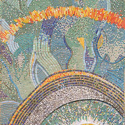 Cosmos Cantante|3,60x10m|2005